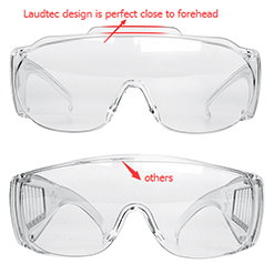 Safety Protective Isolation Goggles
