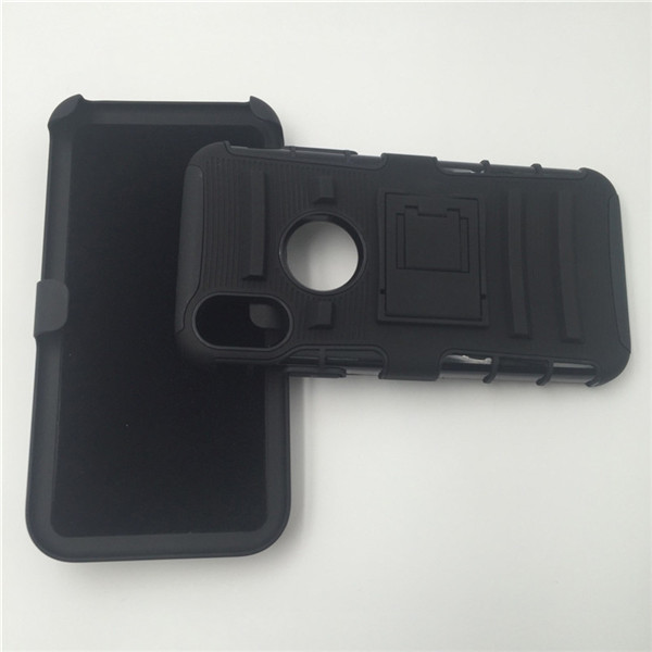 For iPhonex Armor Case With Extreme Heavy Duty Protect