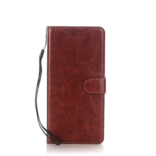Premium PU Wallet Case For LG V30