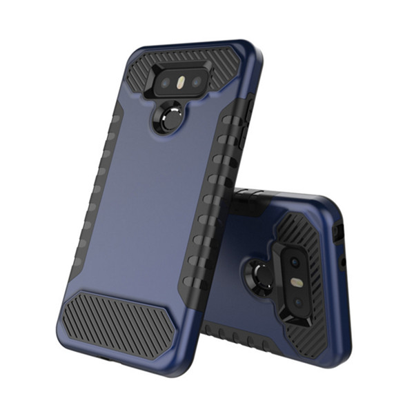 2 In 1 Double Protective Rugged Case For LG G6