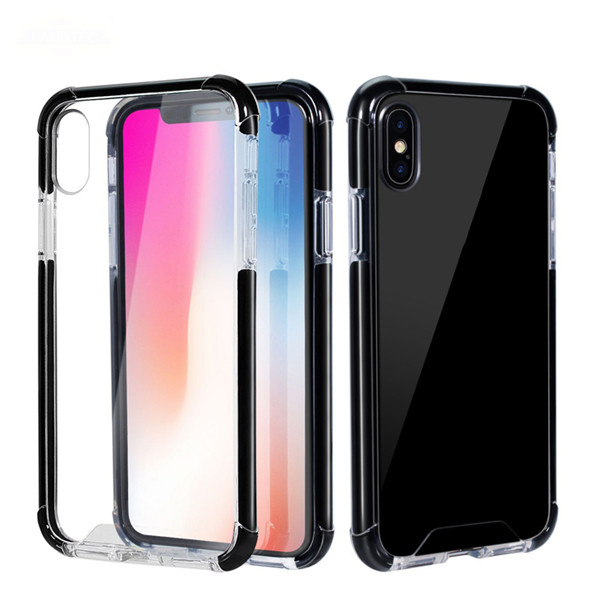 Mobile Cover TPU TPE Phone Case For Iphone X