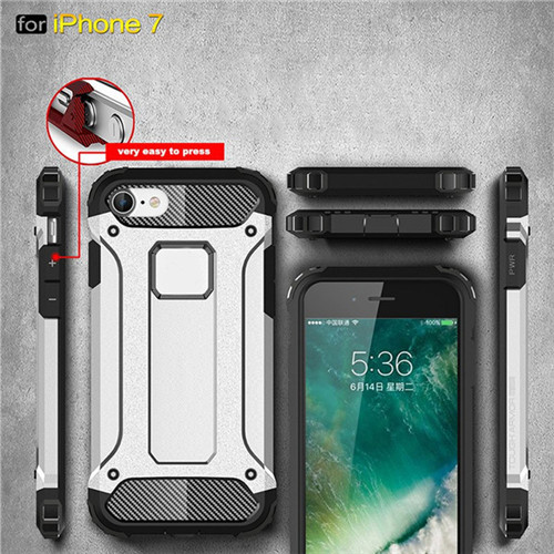 Armor shockproof case for iphone 7