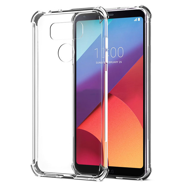 For LG G6 cover, soft tpu back case