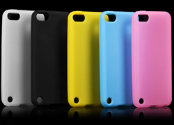 iPod Touch 5 Silicone Skin Case Cover